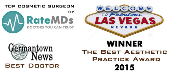 Germantown News Best Doctor - Winner of Best Aesthetic Practice 2015